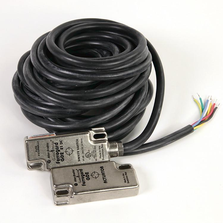 ab罗克韦尔安全继电器FERROGARD 440N-G02143安全互锁开关