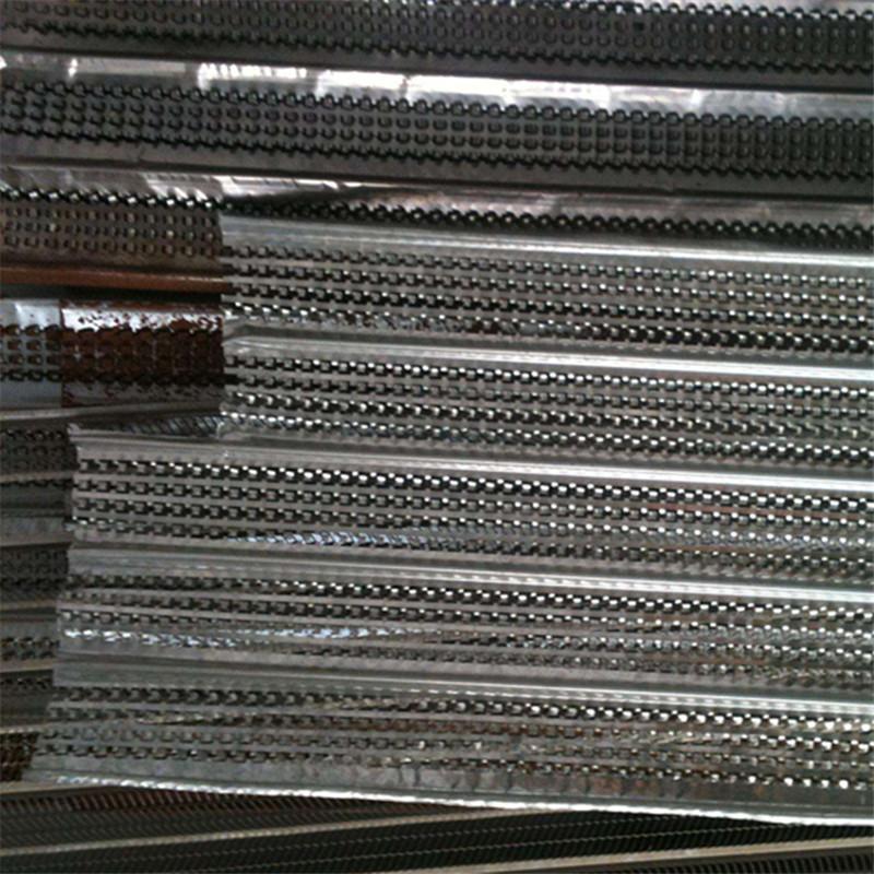 收口網工廠1.2板厚鍍鋅收口網 440*1800mm亞奇后澆帶收口網免拆洗模板網