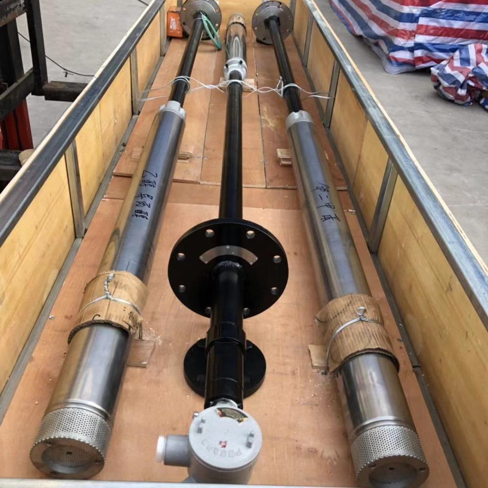 绿牌化工潜泵-不锈钢防爆液下泵终身免维护-好产品从来都不是便宜货-品质见证