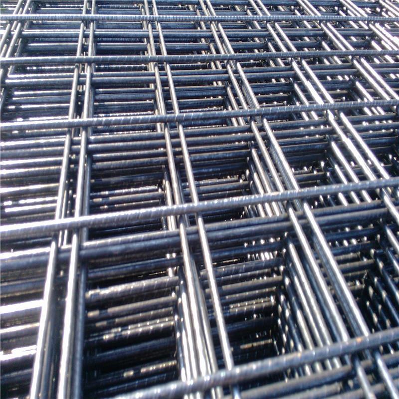 帶肋鋼筋網6個圓抗震鋼筋網片使用范圍鋼網生產廠家