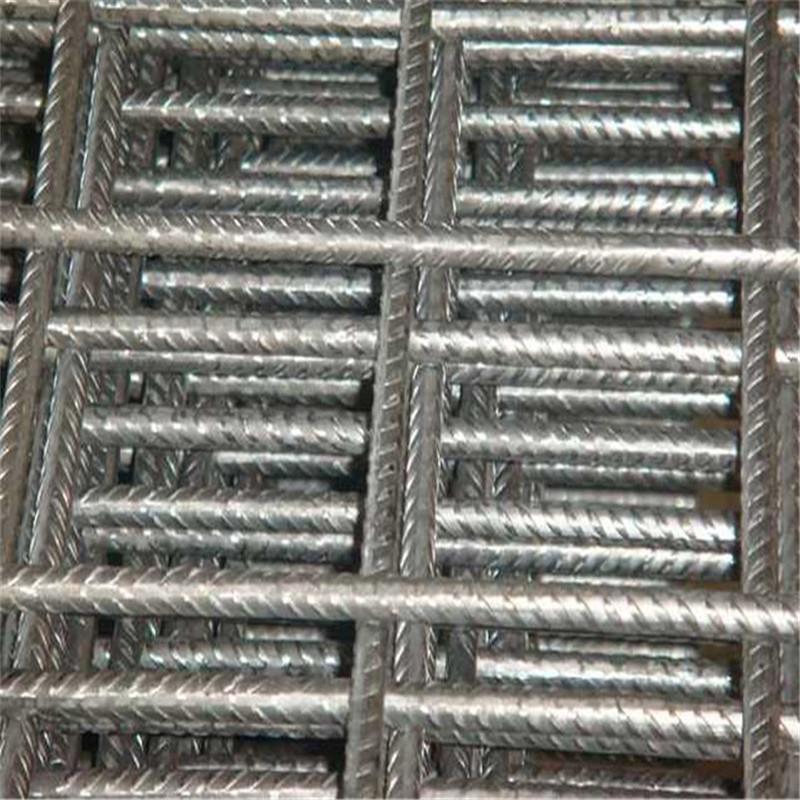 河北鋼筋建筑網片-12個圓防裂網定做&橋面鋼筋網作用定做尺寸