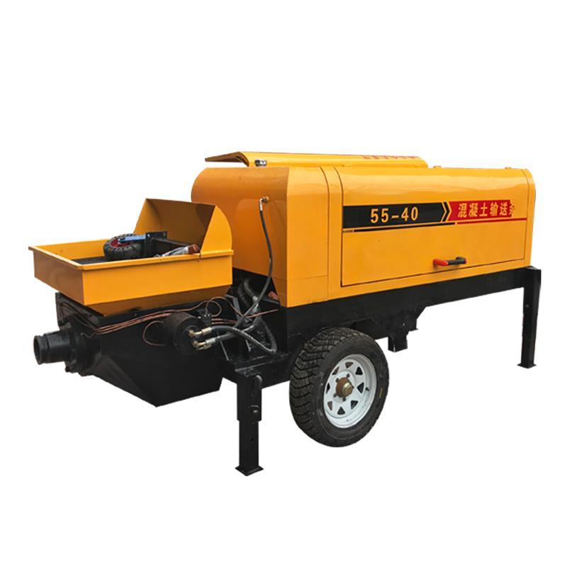 耿旭机械混凝土输送泵 50型60型混凝土输送泵