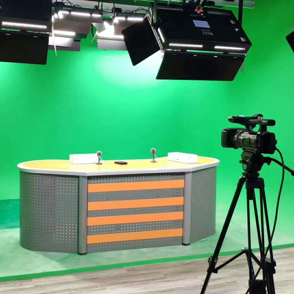 4k虚拟演播室系统 校园导播直播间声学建设