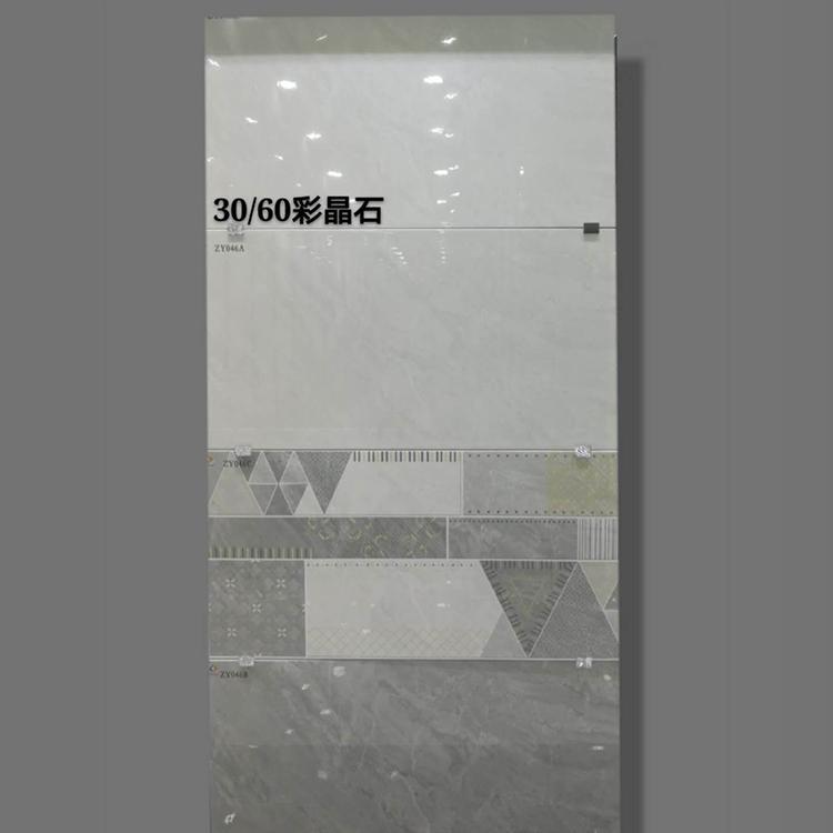 金美鹤陶瓷30x60彩晶石- 陶瓷一线品牌商