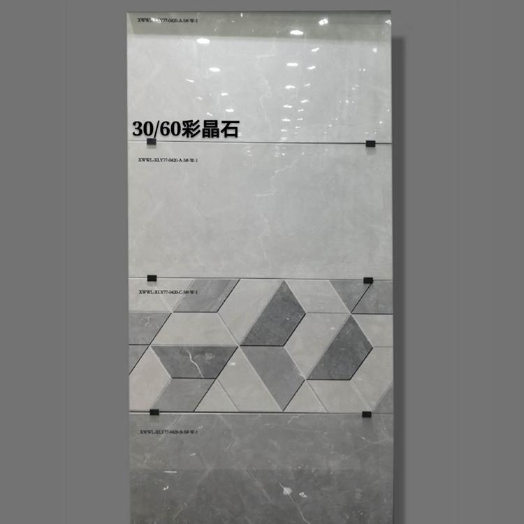 金美鹤陶瓷30x60彩晶石- 陶瓷十大品牌