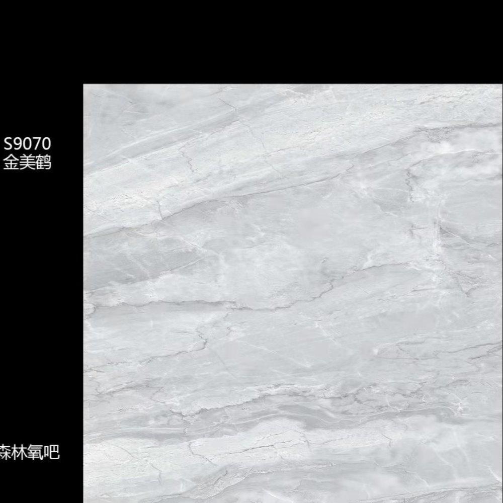 金美鹤陶瓷森林氧吧抑菌生态石 800*800规格 陶瓷十大品牌商