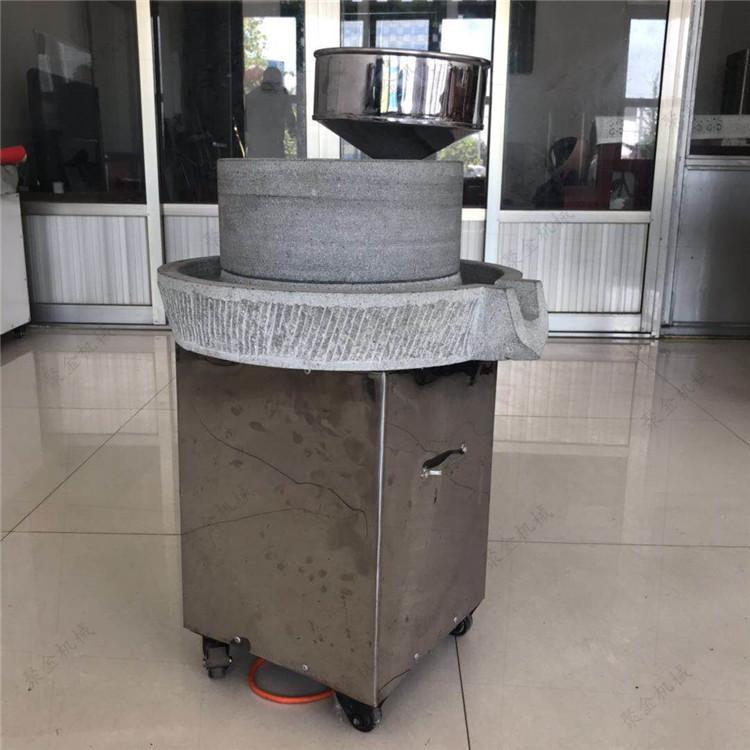 久鼎电动石磨厂家面粉杂粮石磨豆腐豆浆石磨价格