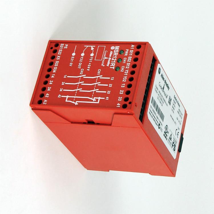 ab罗克韦尔安全继电器440R-J23102安全光栅