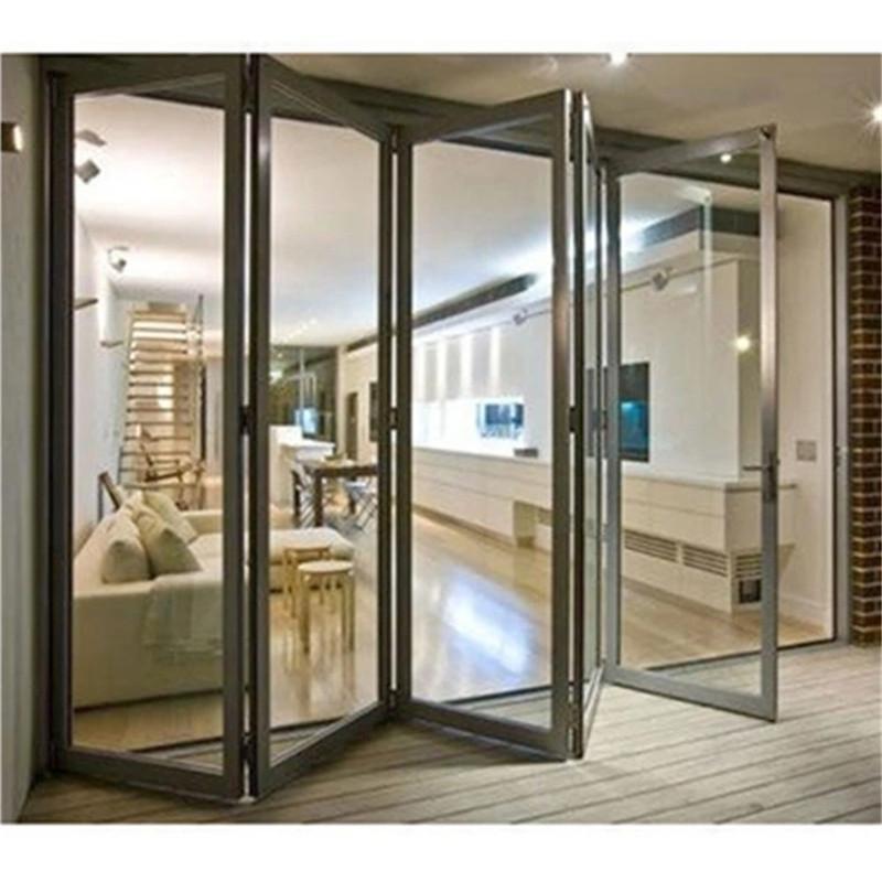 贵港重型大折叠门厂家 重型折叠门价格 来图定做 大空间开启 金意享门窗