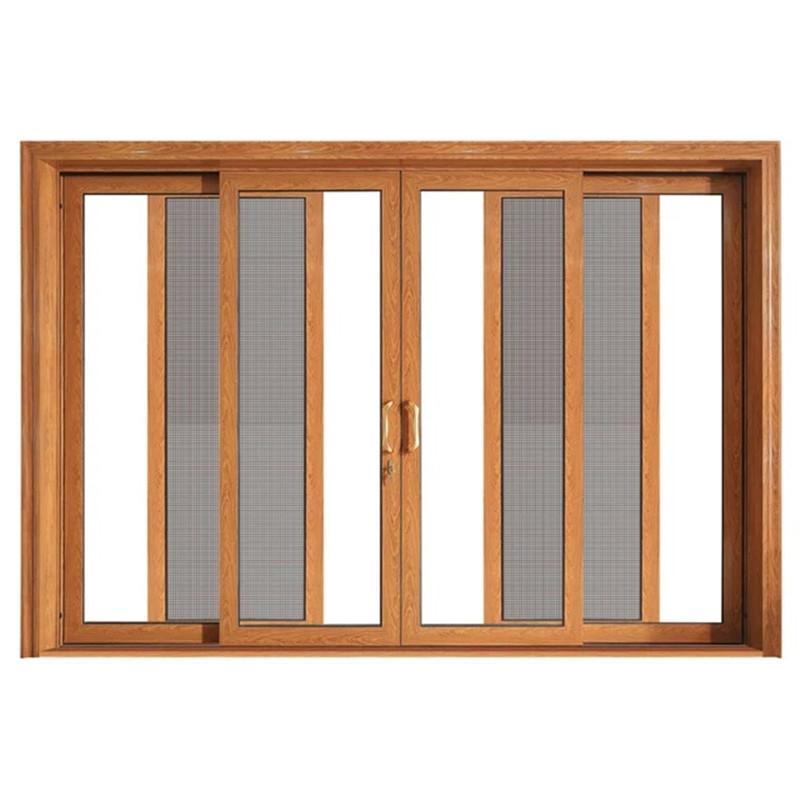 南平重型推拉门价格 厨房客厅阳台中空玻璃移门 铝合金重型推拉门 金意享别墅门窗