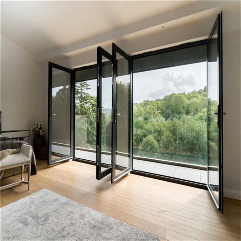 巴中客厅双层钢化玻璃门 巴中阳台金属推拉门 厂家直销来图定做 金意享门窗