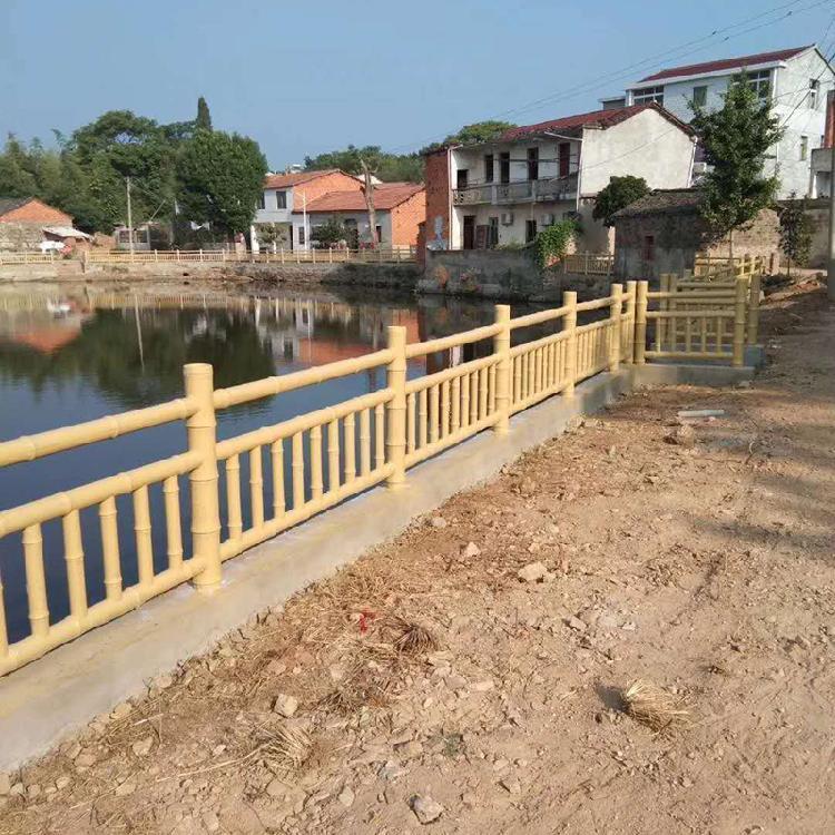 厂家直销 真竹护栏 园艺护栏 可供定制