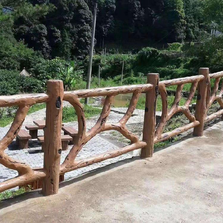厂家直销 仿竹护栏 园艺护栏 价格实惠