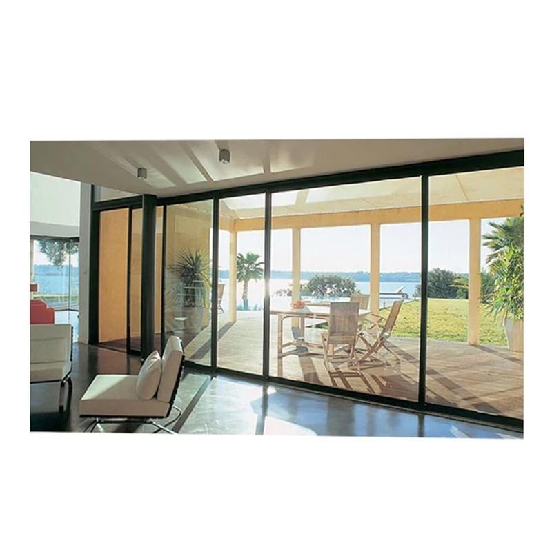 衡阳重型提升推拉门 厂家直销别墅洋房重型推拉门美观大方 坚固耐用 来图定做金意享门窗