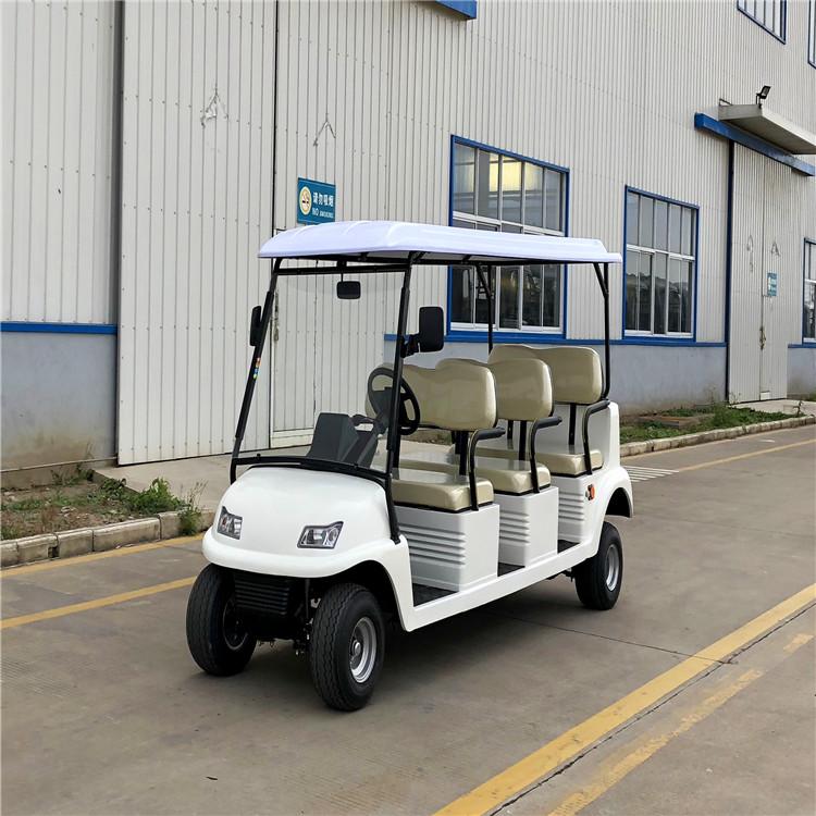 电动观光车 6座电动旅游车 公园观光车 远信L106A