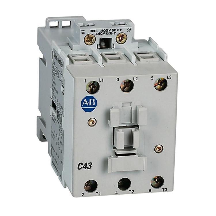 ab罗克韦尔接触器辅助触点ab接触器100-C43A00 100-C43A01