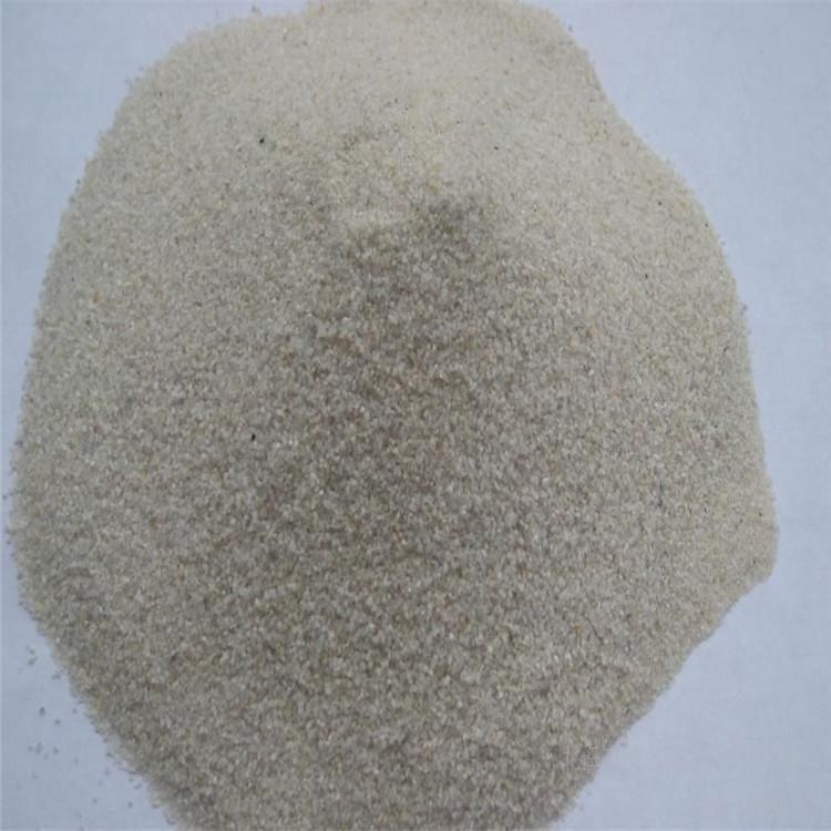 高纯度石英粉厂家 圣邦矿产品建筑材料用石英砂 价格优惠
