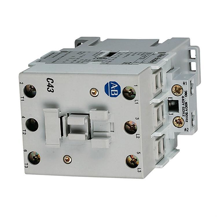 ab罗克韦尔接触器辅助触点ab接触器100-C43KY00 100-C43KY01