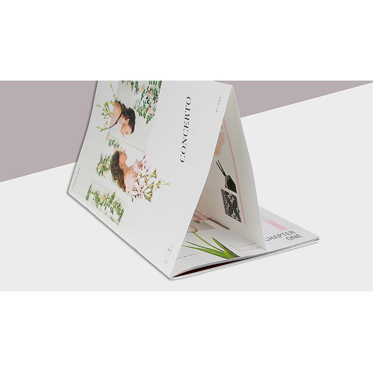 深圳婚庆宣传画册设计印刷 家具广告画册定制厂家