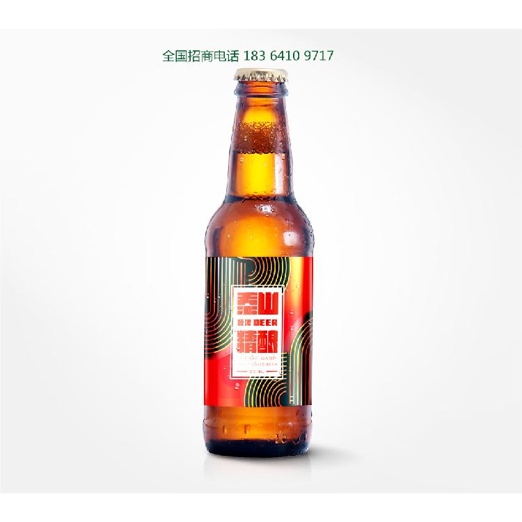 内蒙古 品牌招商白啤啤酒 酒吧啤酒招商 品牌招商