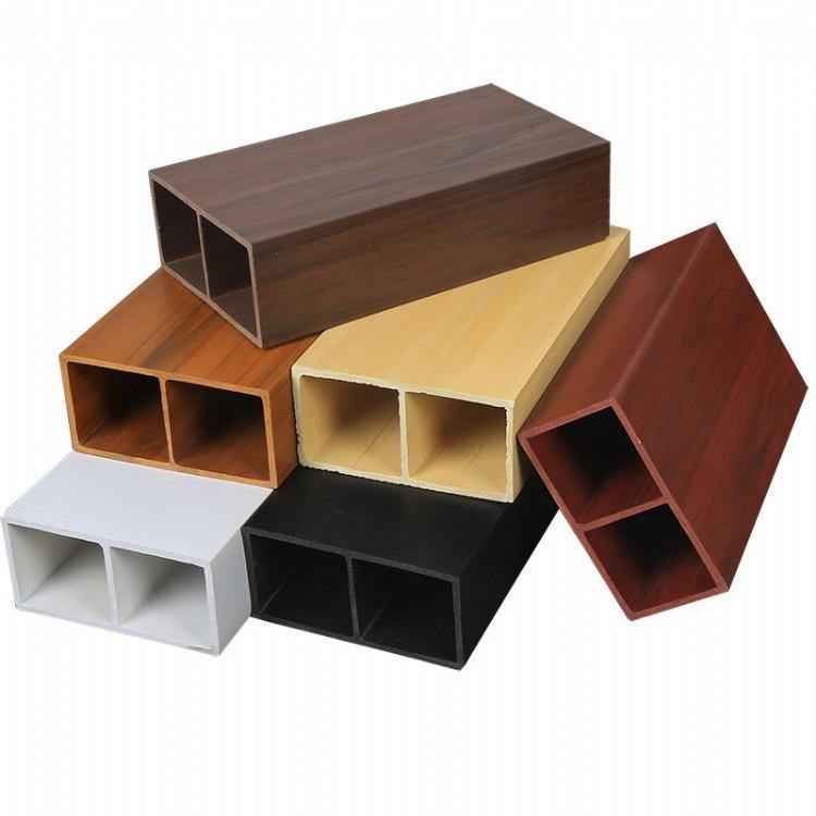 生态木墙裙 儒商 生态木方通厂家 性能更优越