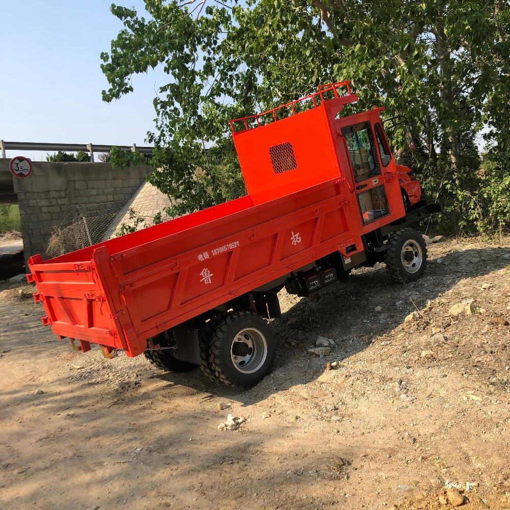 四驱拖拉机厂家直销四不像拖拉机专业矿用 耐用牢固