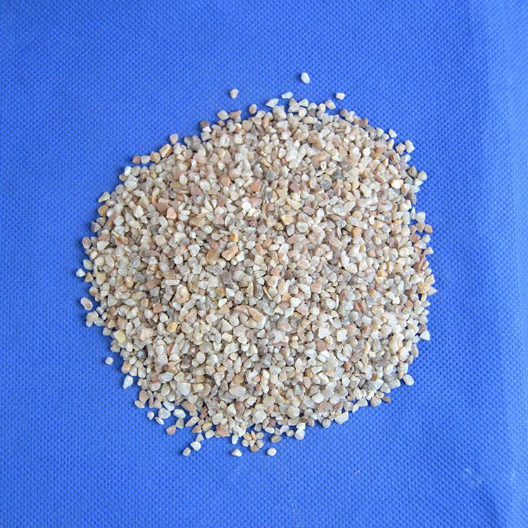 莱州石英砂 厂家供应 加工防水材料打炉料 超细石英砂 石英粉