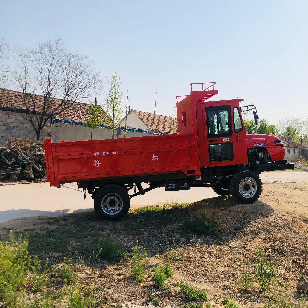 四驱拖拉机厂家定制四不像拖拉机专业矿用 耐用牢固