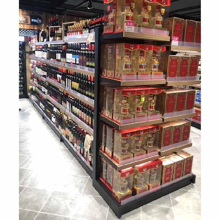 精品水果超市货架订做哪里卖
