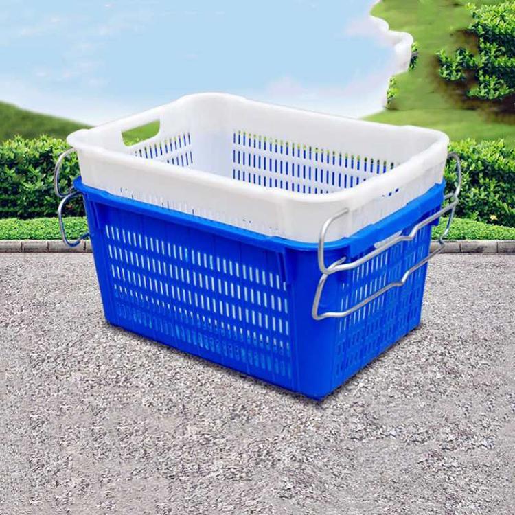塑料食品周转箱批发 折叠周转箱 货源产地
