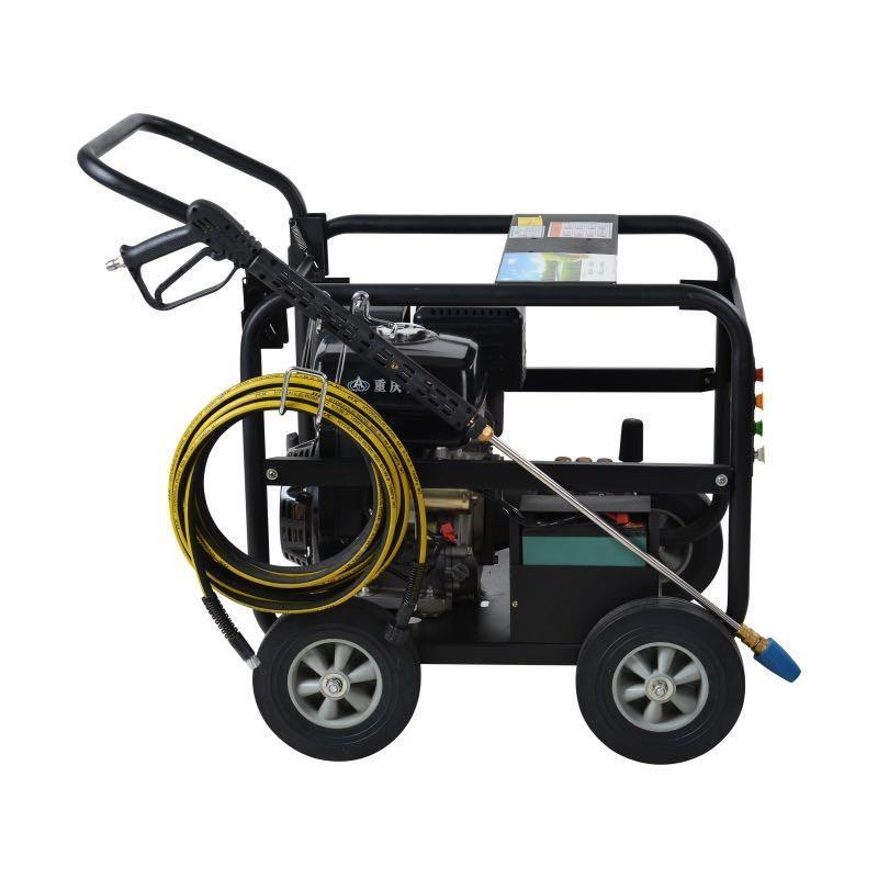 信杰 超高压清洗机 高压工业清洗机 柴油水射流洗车机 高质量清洁好