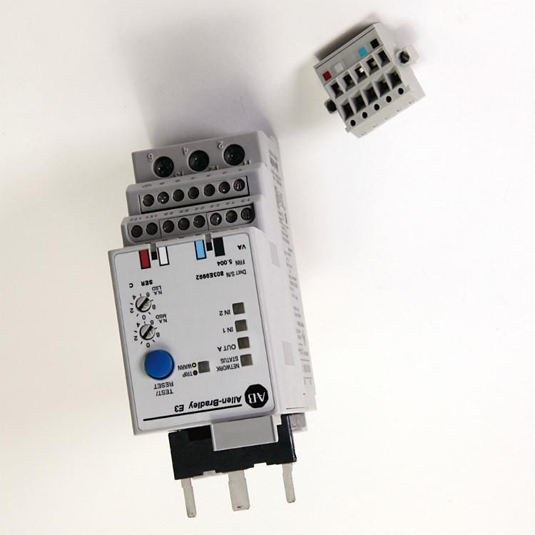 ab罗克韦尔193-EC2DE 193-EC2EE电机电动机热过载保护继电器