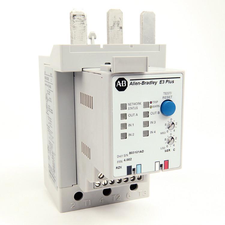 ab罗克韦尔193-EC3AB 193-EC3BB电机电动机热过载保护继电器
