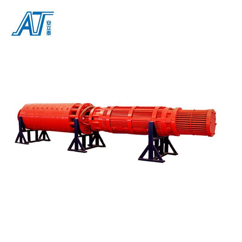 防爆潜水泵 厂家直销无堵塞防爆矿用潜水泵