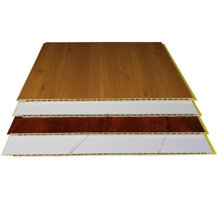 竹木纤维护墙板 谷得集成墙板生产厂家
