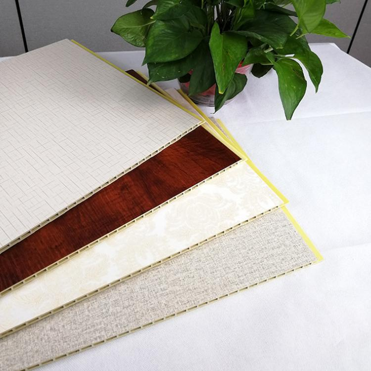 竹木纤维快装护墙板 谷得竹木纤维集成墙板批发价格