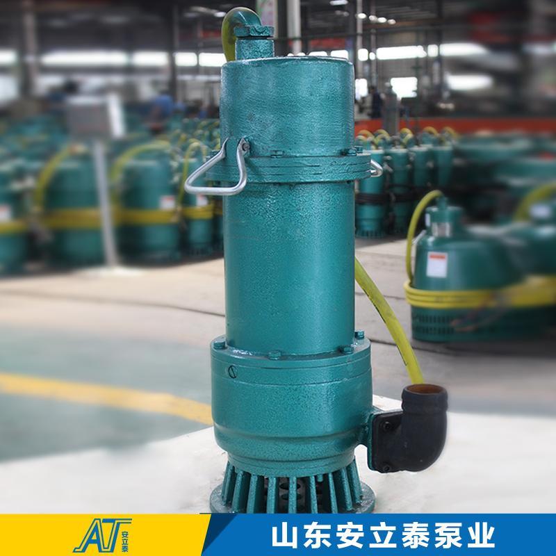 防爆潜污泵 绿色环保 防爆等级BT4