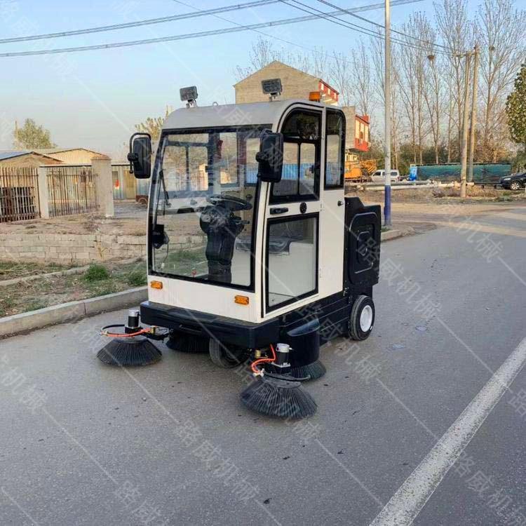 批发工业用机驾驶式扫地车 市政驾驶式扫地机