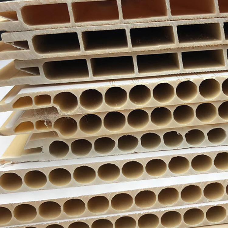 竹木纤维快装墙板 谷得竹木纤维集成墙板厂家价格