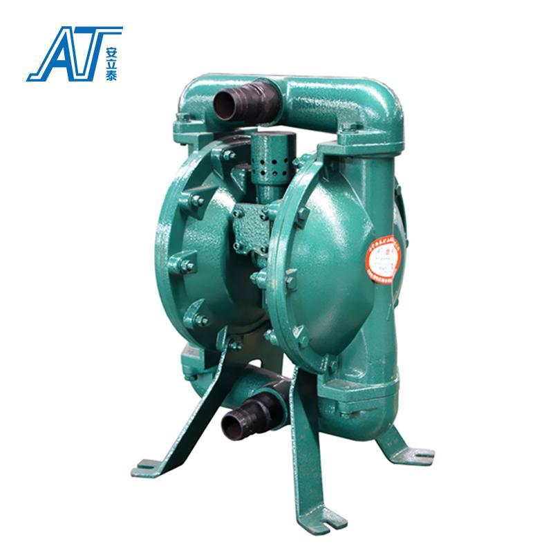 隔膜泵厂家-矿用隔膜泵-铝合金材质-厂家零售 安泰