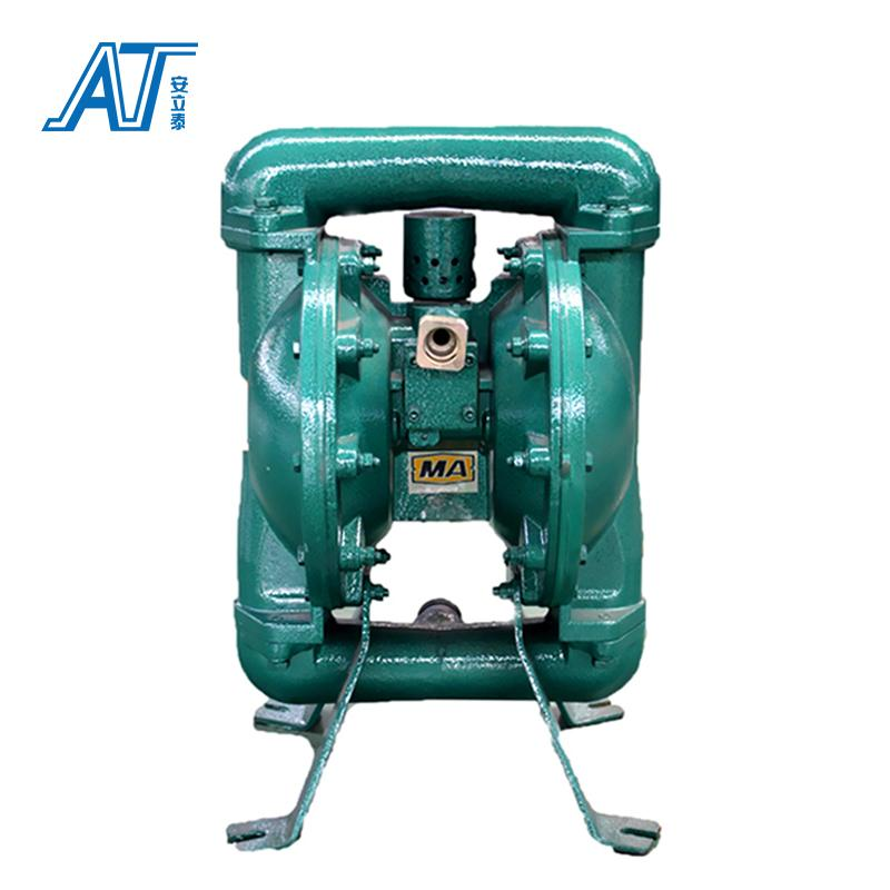 气动隔膜泵 -BQG矿用隔膜泵泵-铝合金打造-能耗小-节能环保 安泰出品