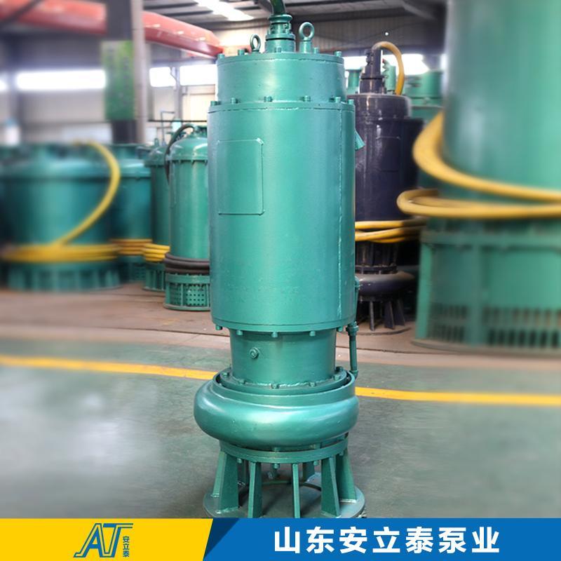 厂用潜污泵 WQB400-30-55 BT4防爆等级