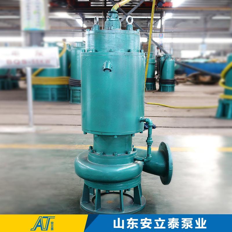 WQB排污泵-防爆潜污泵-防爆潜水泵