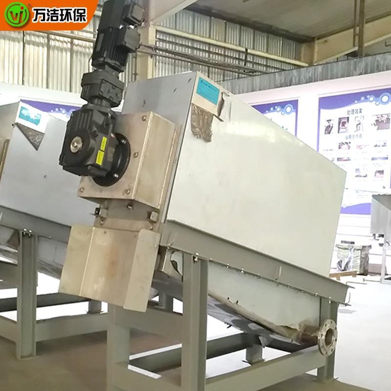 叠螺机131型纺织废水处理 叠螺污泥脱水机厂家直销 叠螺压泥机