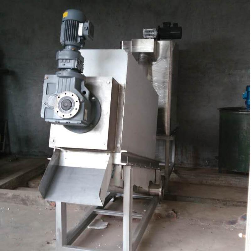 叠螺式污泥脱水机厂家 351型市政污水节能叠螺式污泥脱水机