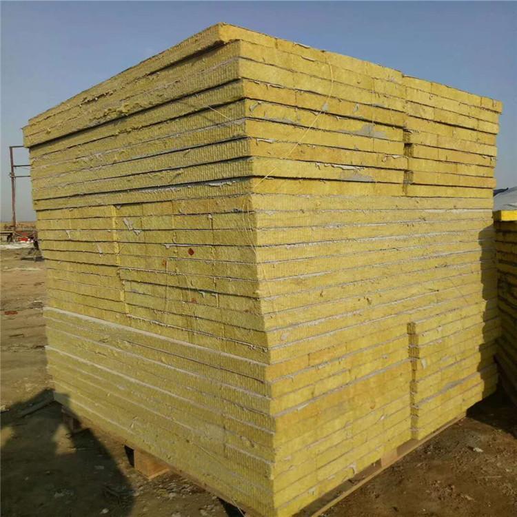 岩棉保温板 外墙岩棉板 屋面岩棉复合板