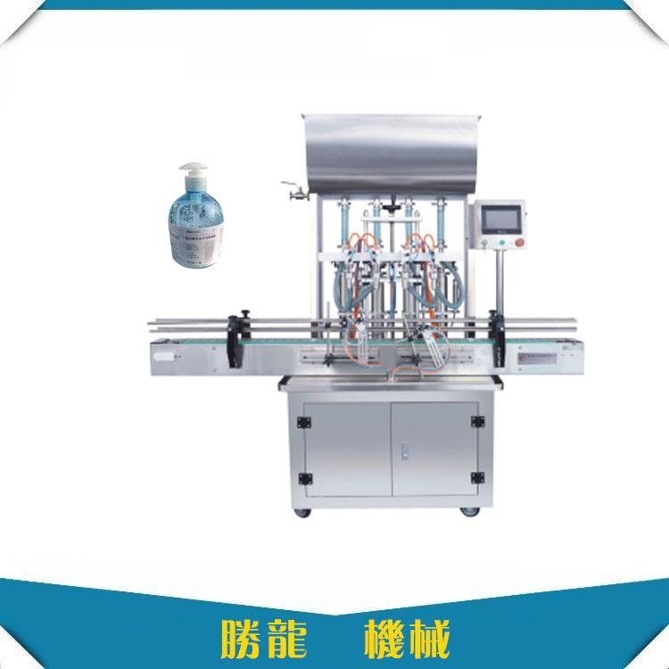 凝胶灌装机-全自动凝胶灌装机厂家直销-胜龙机械
