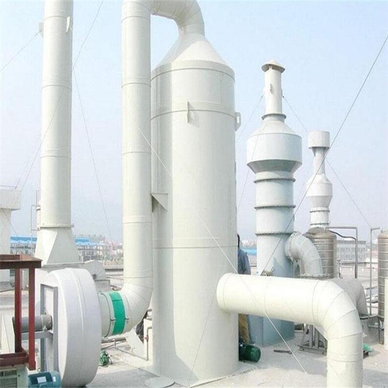 脱硫脱硝-打磨除尘设备