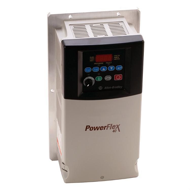 ab罗克韦尔2.2KW变频器22C-B012F103 22C-B012N103低压交流变频器