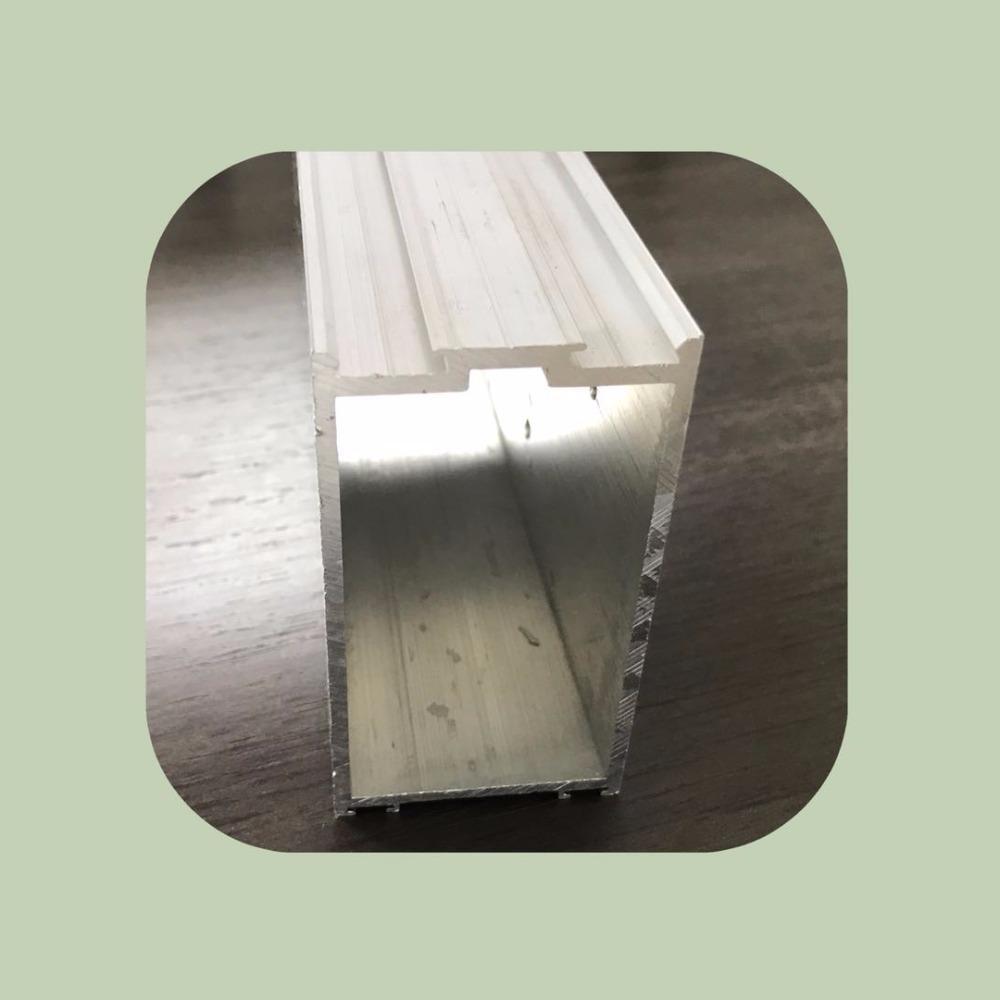 华晨铝业 肯德基门铝型材 铝合金肯德基门 厂家